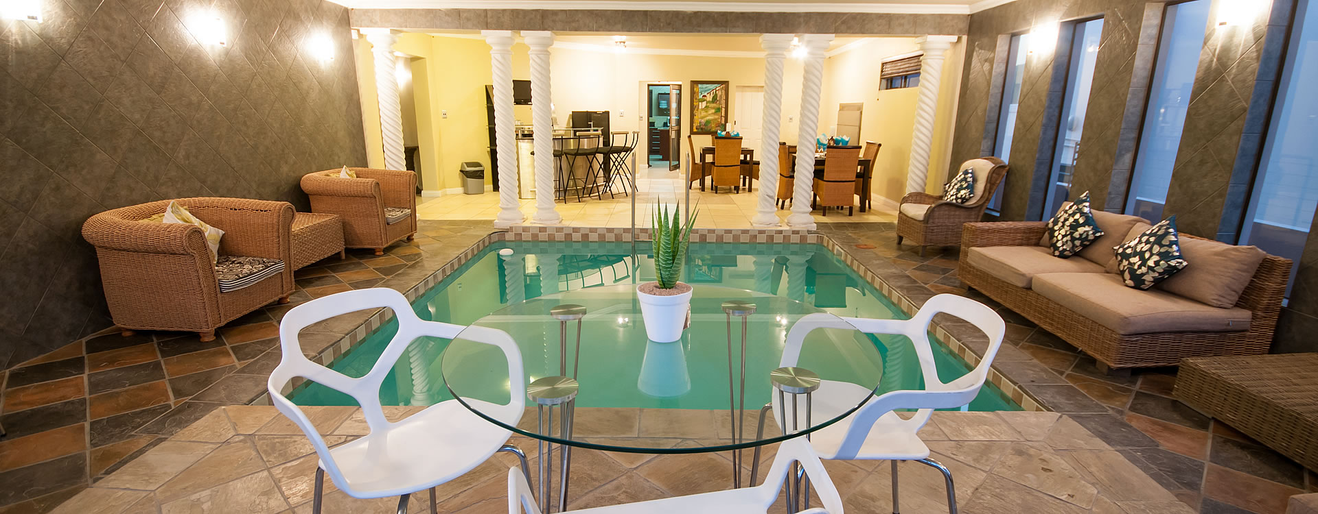 Guest House Swimming Pool